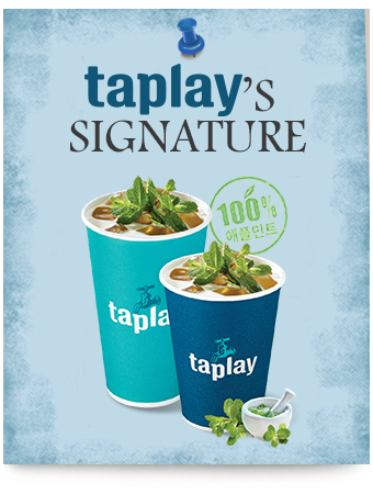 TAPLAY'S SIGNATURE